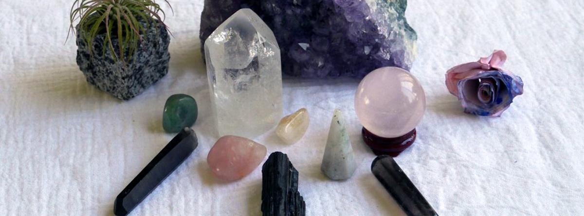 Ενεργειακοί Κρύσταλλοι  Προστατευτείτε από την αρνητικότητα και ... 626b381f77a